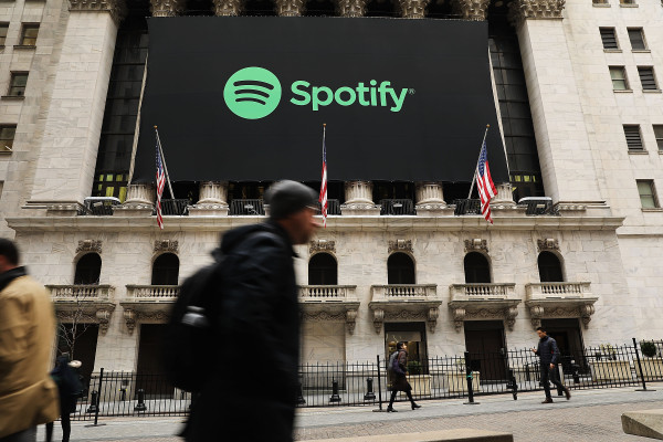 Spotify resets some account passwords citing 'suspicious activity'